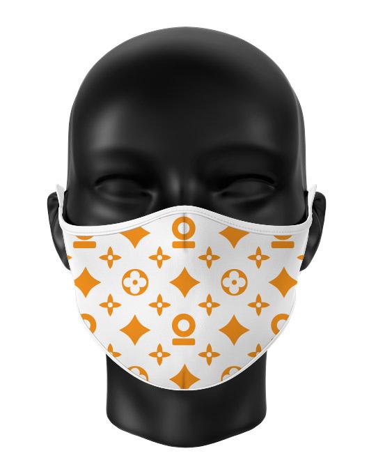 Masca de gura Luxury pattern [0]