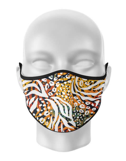 Masca de gura personalizata Africa [0]