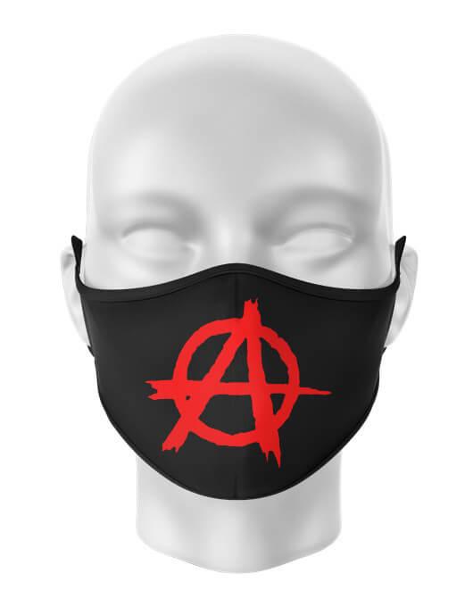 Masca de gura personalizata Anarchy [0]