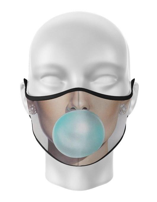 Masca de gura personalizata Audrey [0]