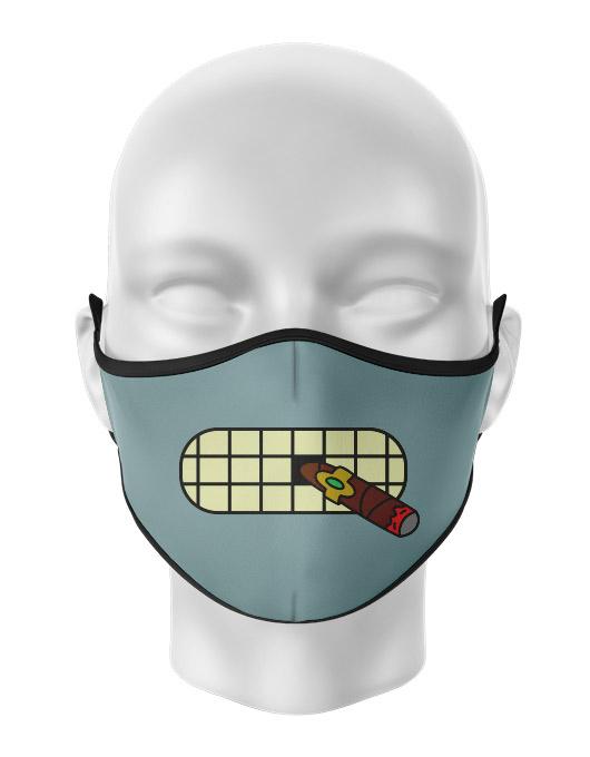 Masca de gura personalizata Bender [0]