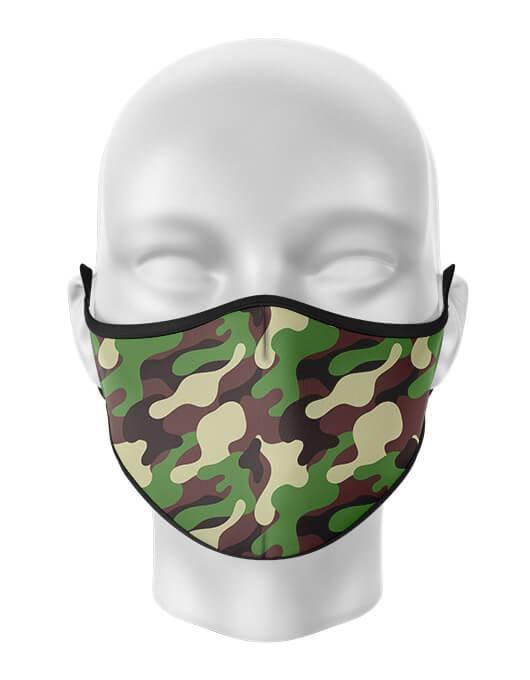 Masca de gura personalizata Camouflage [0]