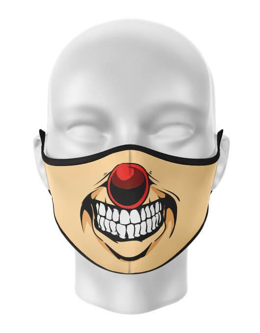 Masca de gura personalizata Clown smile [0]