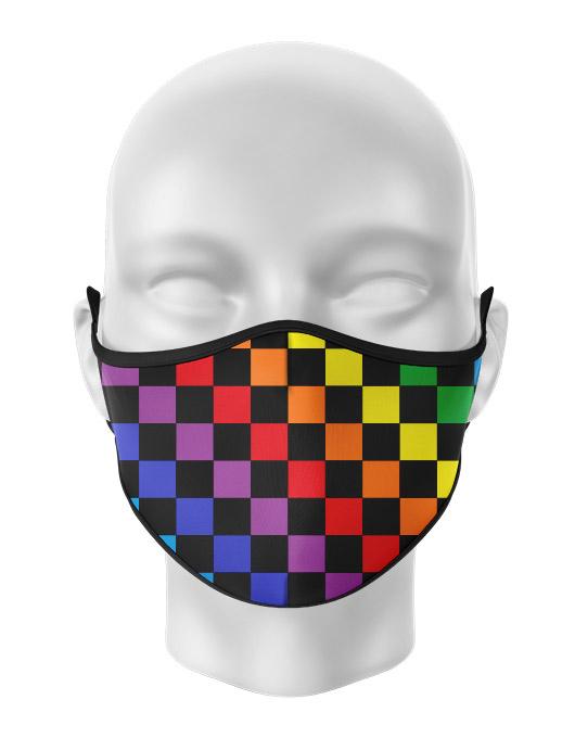 Masca de gura personalizata Colors [0]