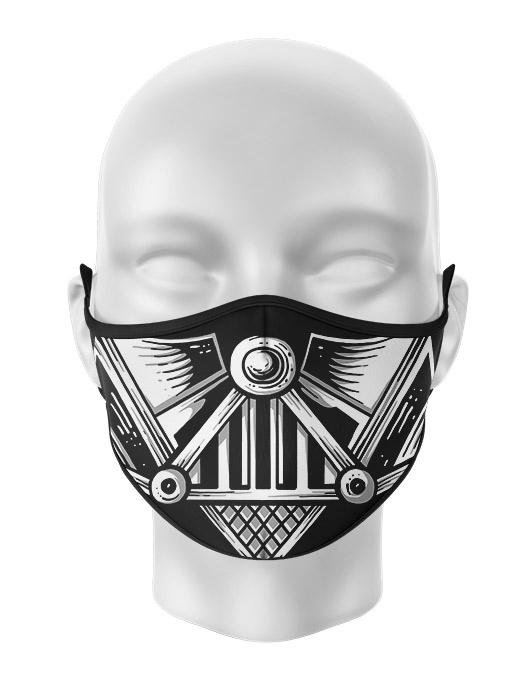 Masca de gura personalizata Darth Vader [0]