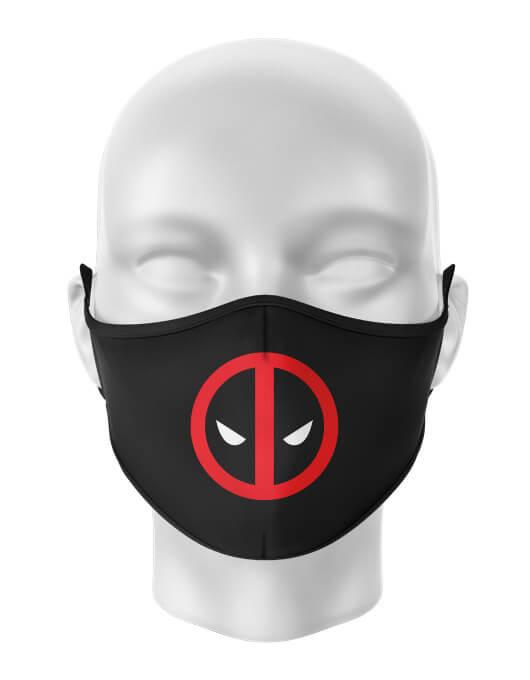 Masca de gura personalizata Deadpool [0]