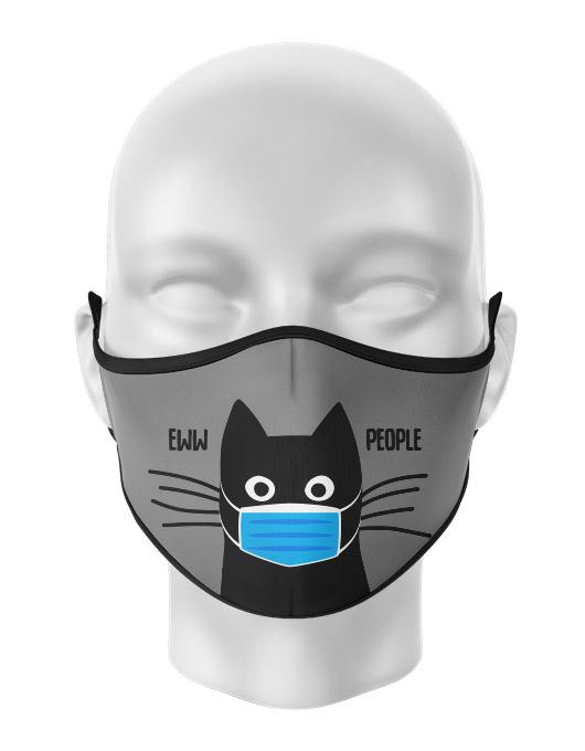 Masca de gura personalizata Ew people [0]
