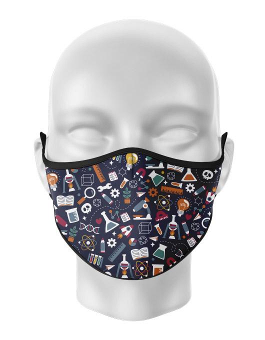 Masca de gura personalizata Experiments [0]