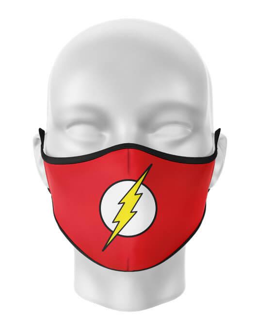 Masca de gura personalizata Flash [0]