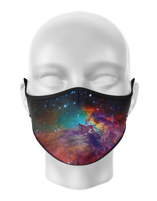 Masca de gura personalizata Galaxie [0]