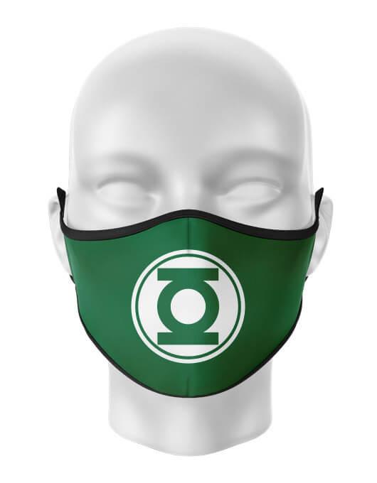 Masca de gura personalizata Green Lantern [0]