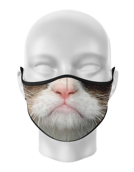 Masca de gura personalizata Grumpy Cat [0]