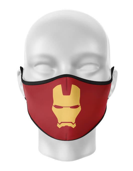 Masca de gura personalizata Iron Man [0]