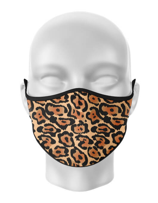 Masca de gura personalizata Jaguar [0]
