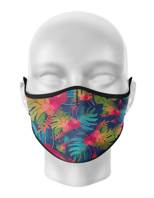 Masca de gura personalizata Jungle [0]