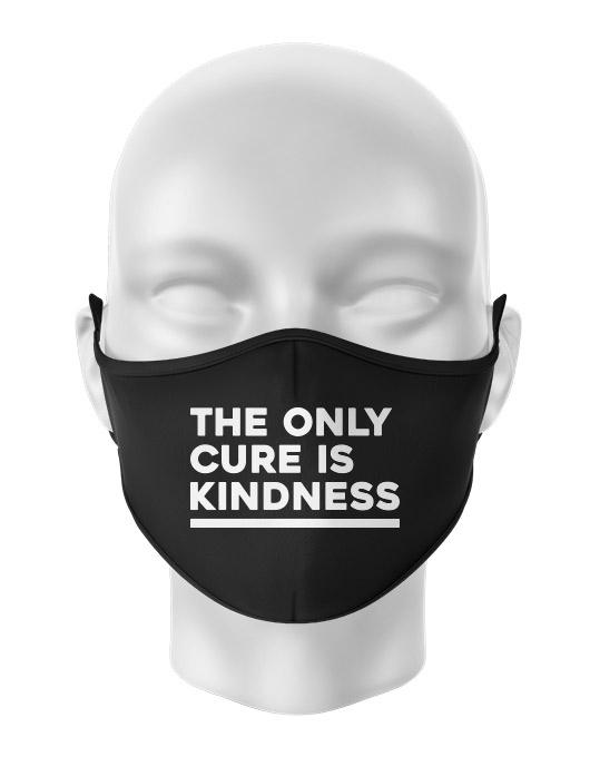 Masca de gura personalizata Kindness [0]