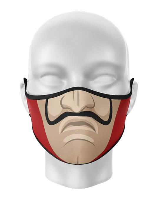 Masca de gura personalizata La casa de papel [0]
