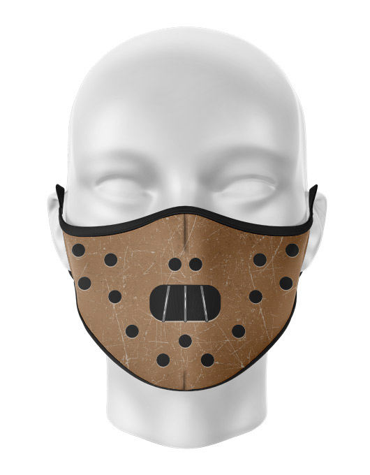 Masca de gura personalizata Lecter [0]