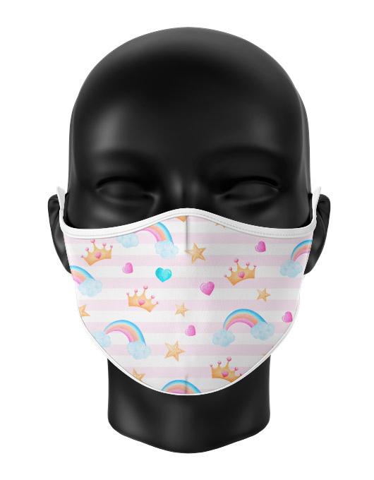 Masca de gura personalizata Little princess [0]