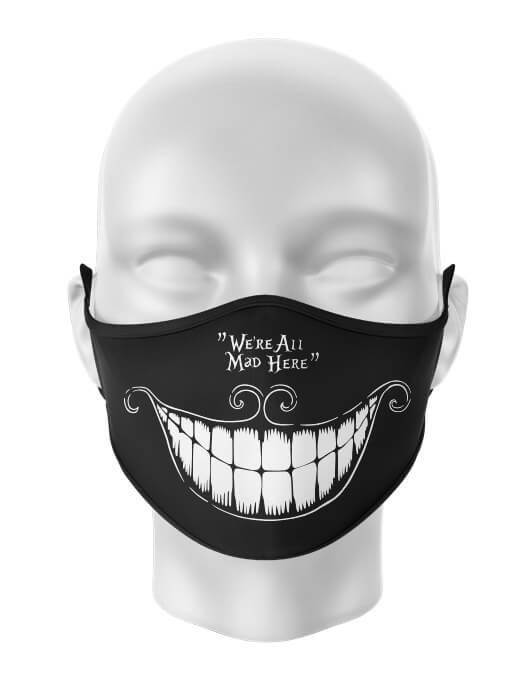 Masca de gura personalizata Mad [0]