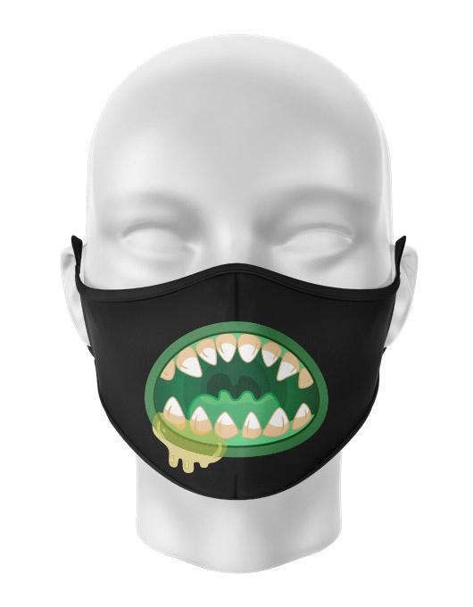 Masca de gura personalizata Monster inside [0]