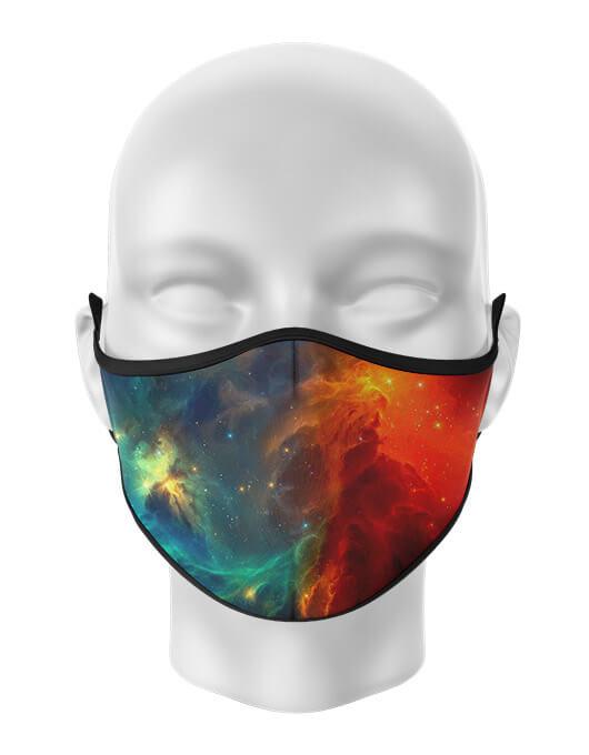 Masca de gura personalizata Nebula [0]