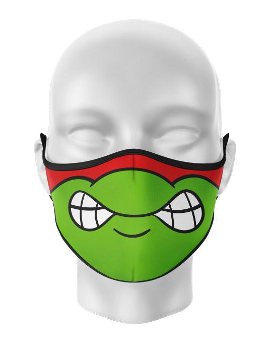 Masca de gura personalizata Ninja turtle [0]