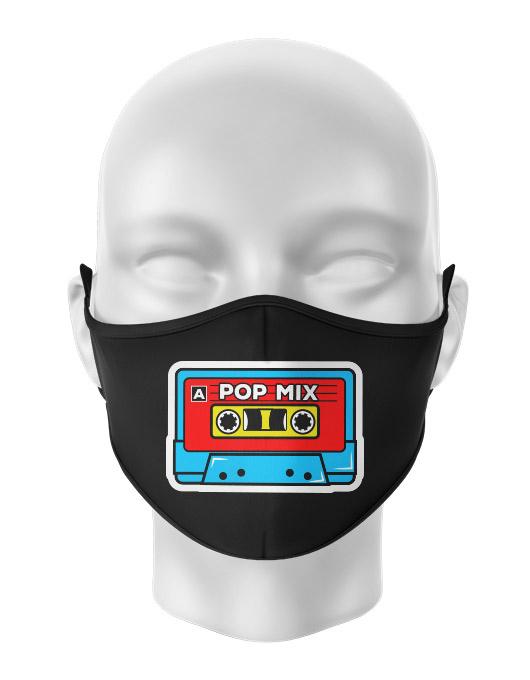 Masca de gura personalizata Pop mix [0]