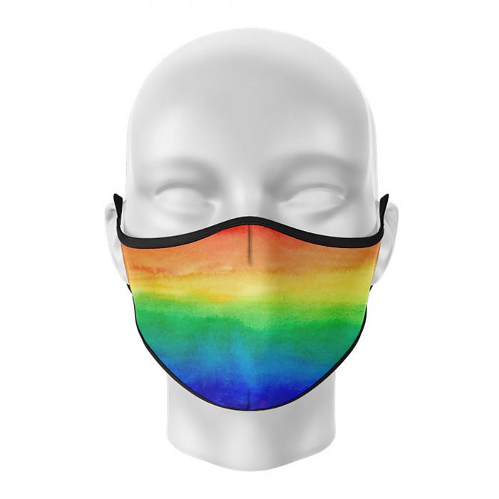 Masca de gura personalizata Rainbow [0]