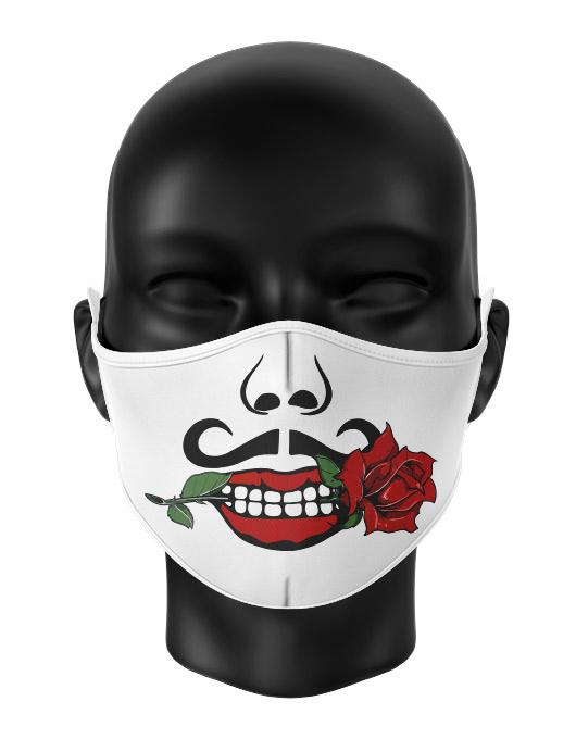 Masca de gura personalizata Romantic [0]