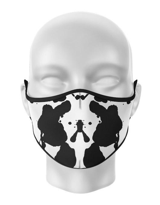 Masca de gura personalizata Rorschach [0]