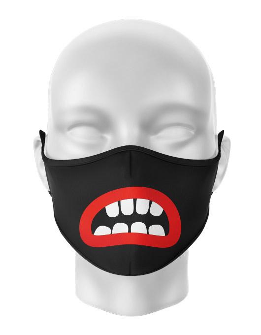 Masca de gura personalizata Sad mouth [0]