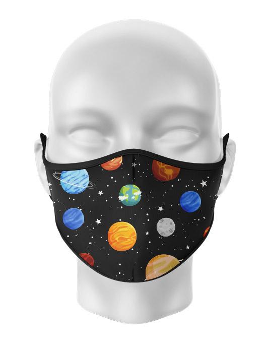 Masca de gura personalizata Science [0]