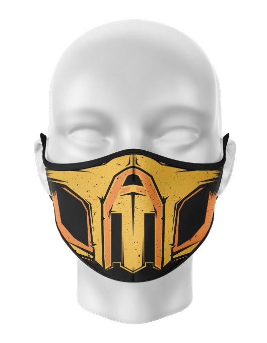 Masca de gura personalizata Scorpion [0]