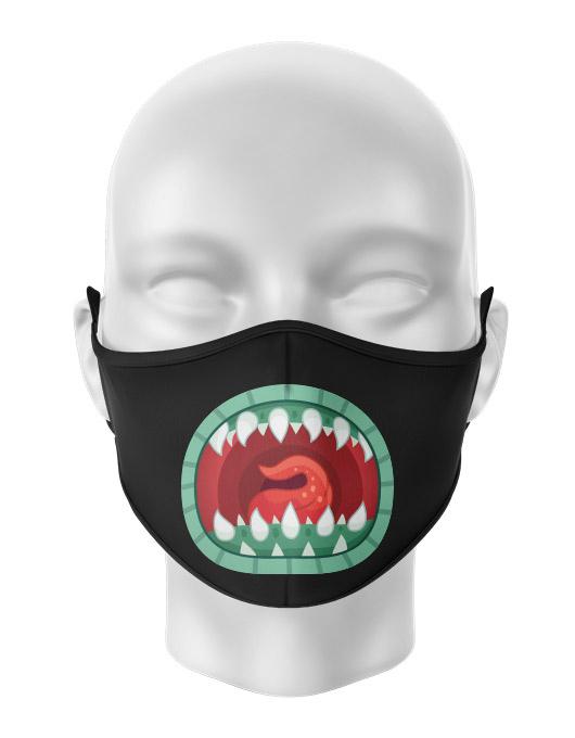 Masca de gura personalizata Scream [0]