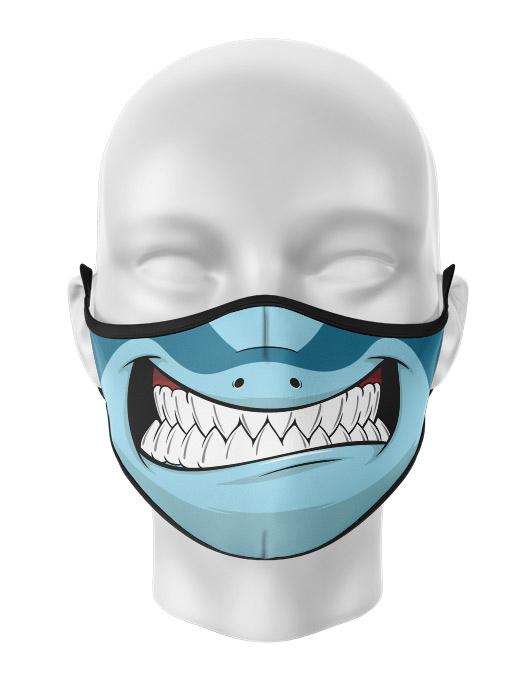 Masca de gura personalizata Shark face [0]