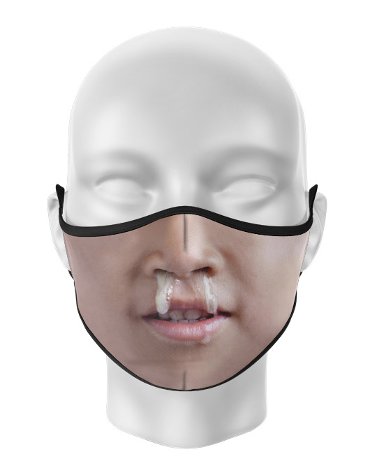 Masca de gura personalizata Snot [0]
