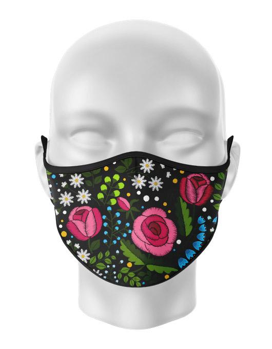 Masca de gura personalizata Spring [0]
