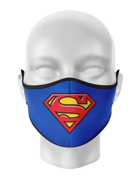 Masca de gura personalizata Superman [0]