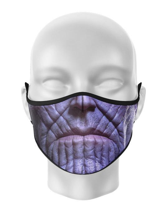 Masca de gura personalizata Thanos [0]