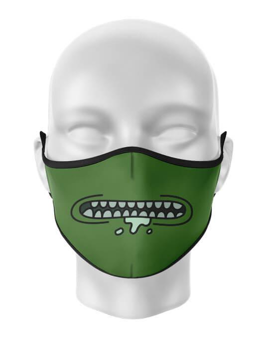 Masca de gura personalizata Toxine Rick [0]
