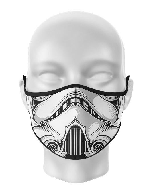 Masca de gura personalizata Trooper [0]