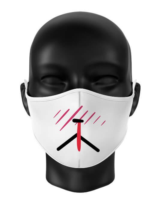 Masca de gura Sick [0]