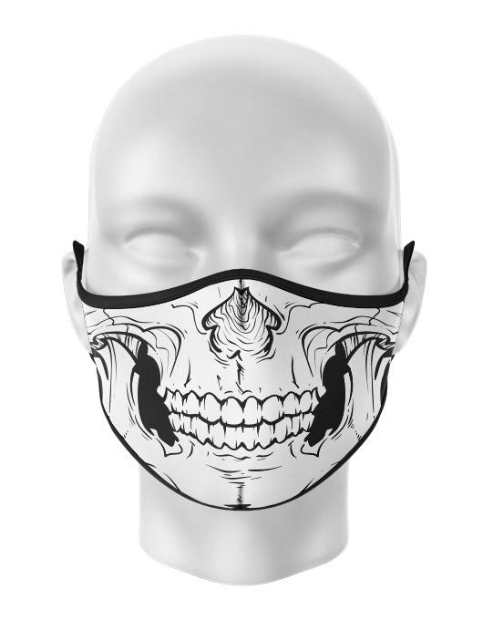 Masca de gura Skull 2 [0]