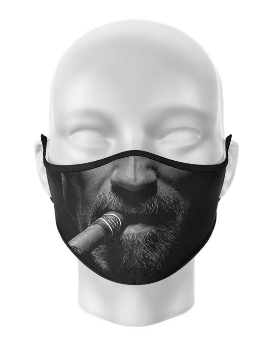 Masca reutilizabila personalizata Cigar [0]