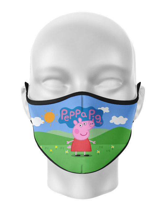 Masca reutilizabila personalizata Peppa [0]