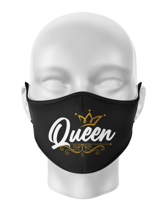 Masca reutilizabila personalizata Queen [0]