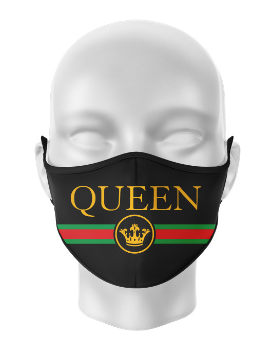 Masca reutilizabila personalizata Royal Queen [0]
