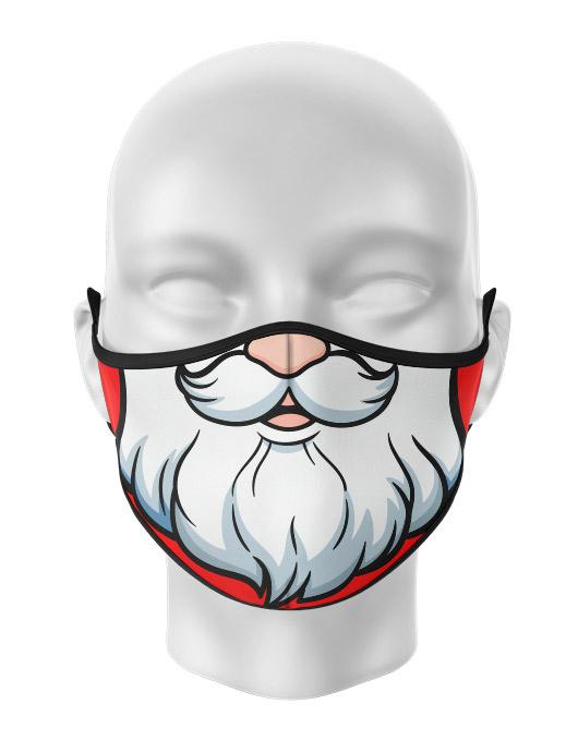 Masca reutilizabila personalizata Santa [0]