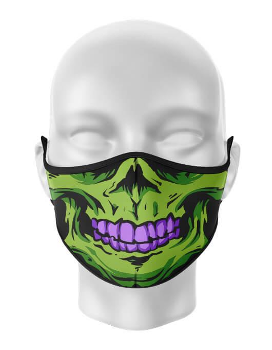Masca reutilizabila personalizata Skull [0]